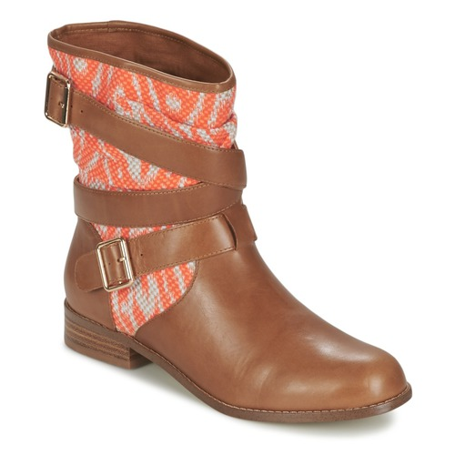 Zapatos promocionales Mellow Yellow VABELO Marrón / Naranja  Casual salvaje