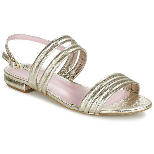 Los últimos zapatos de descuento para hombres y mujeres Zapatos especiales Mellow Yellow VEO Oro