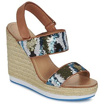 Zapatos Mujer Sandalias Mellow Yellow VABLISS Azul