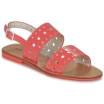 Zapatos Mujer Sandalias Mellow Yellow VADINA Coral