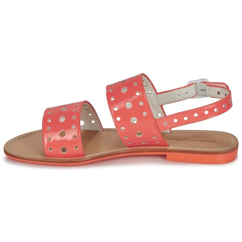 Mujer Coral Sandalias Vadina Mellow Zapatos Yellow WDH2EI9Y