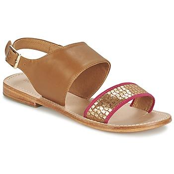 Zapatos Mujer Sandalias Mellow Yellow VADELI Camel