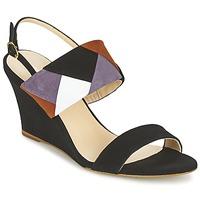 Zapatos Mujer Sandalias Mellow Yellow VEPALE Negro