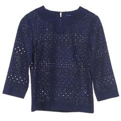 textil Mujer Tops / Blusas Gant 431951 Azul