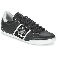 Zapatos Hombre Zapatillas bajas Roberto Cavalli 7779 Negro