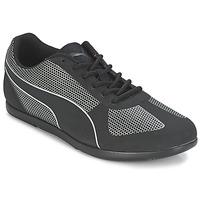 Zapatos Mujer Zapatillas bajas Puma MODERN SOLEIL Negro
