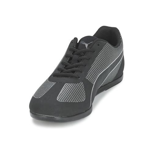 Soleil Negro Mujer Zapatos Zapatillas Bajas Puma Modern c34R5AjLq