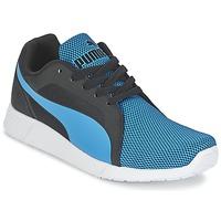 Zapatos Hombre Zapatillas bajas Puma ST TRAINER EVO TECH Azul / Negro