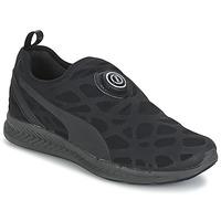 Zapatos Hombre Zapatillas bajas Puma DISC SLEEVE IGNITE STR. FOAM Negro