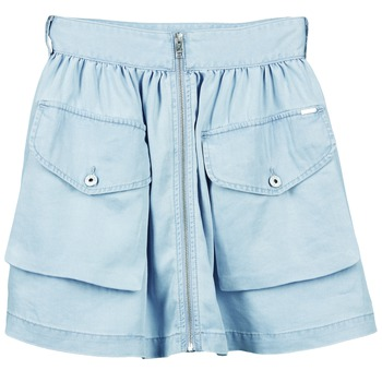 textil Mujer Faldas Diesel DE BODEN B Azul