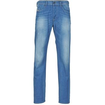 textil Hombre vaqueros rectos Diesel BUSTER Azul / 850j