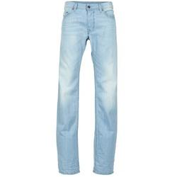 textil Hombre vaqueros rectos Diesel SAFADO Azul / 852I