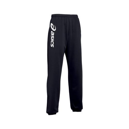 textil Hombre Pantalones de chándal Asics Sigma-Pantalon Black/White