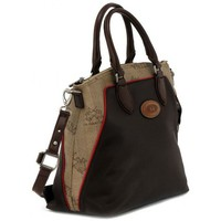 Bolsos Mujer Bolso La Martina TOTE LADY  BROWN Marrone