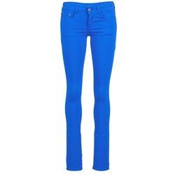 textil Mujer pantalones con 5 bolsillos Cimarron CASSIS Azul