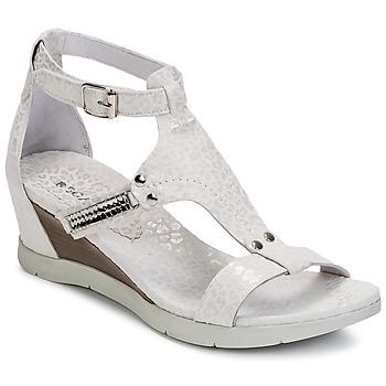 Zapatos Mujer Sandalias Regard RATANO Blanco