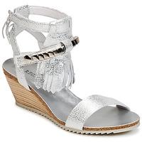 Zapatos Mujer Sandalias Regard RUKO Plateado
