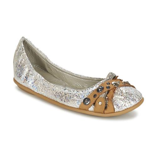 Gran descuento Zapatos especiales Regard SOLI Plateado / Beige