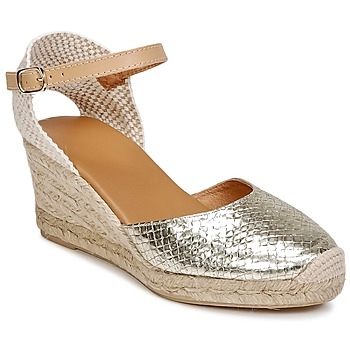 Zapatos Mujer Sandalias Regard SYBEL Platino