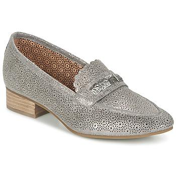 Zapatos Mujer Mocasín Mam'Zelle QUEM Gris / Estaño