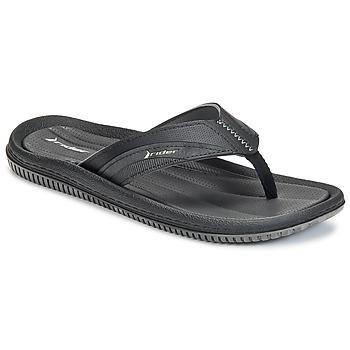 Zapatos Hombre Chanclas Rider DUNAS XI Gris / Negro