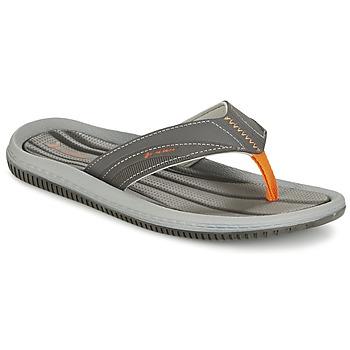 Zapatos Hombre Chanclas Rider DUNAS XI Gris / Naranja