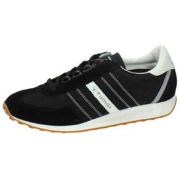 Zapatos Hombre Zapatillas bajas Yumas Bambas monaco negro Negro