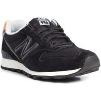 Zapatos Mujer Zapatillas bajas New Balance Baskets  996 Noir Noir