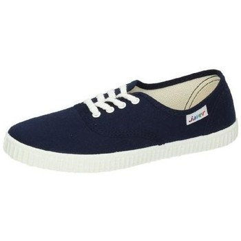 Zapatos Mujer Zapatillas bajas Javer Deportivas bambas Azul