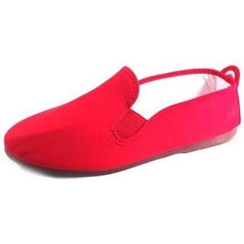 Zapatos Mujer Zapatillas bajas Javer Zapatilla camping Rojo