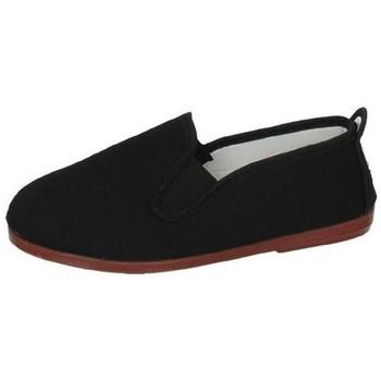 Zapatos Mujer Slip on Javer Zapatillas camping Negro