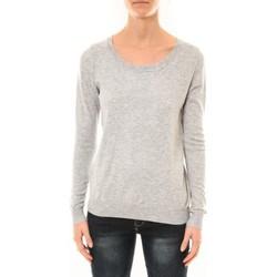 textil Mujer Jerséis Nina Rocca Pull MC7033 gris Gris
