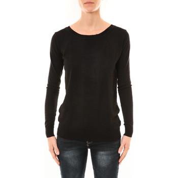 textil Mujer Jerséis Nina Rocca Pull MC7033 noir Negro