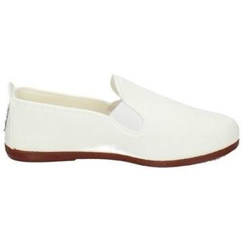 Zapatos Mujer Slip on Javer Zapatillas camping Blanco