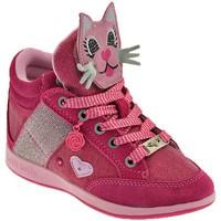 Zapatos Niños Zapatillas altas Lelli Kelly Gattino Rosa