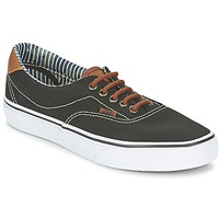 Zapatos Zapatillas bajas Vans ERA 59 Negro / Rayado / Denim