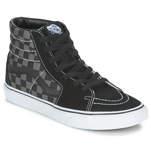 Zapatos Zapatillas altas Vans SK8-HI Gris / Marrón
