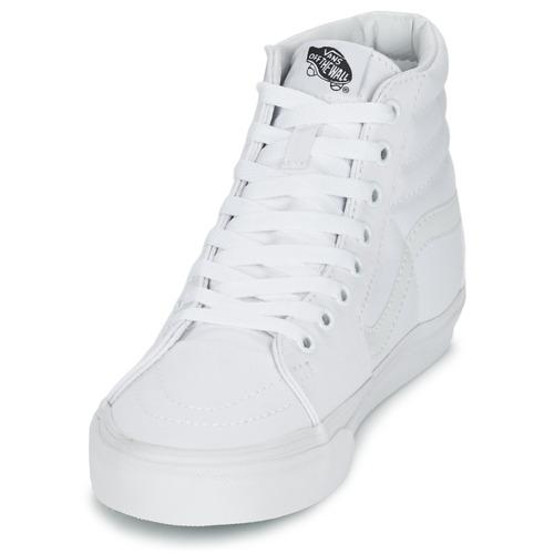 Altas Vans Zapatillas Blanco Sk8 hi Zapatos 8nOPXw0k