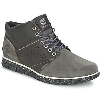 Zapatos Hombre Botas de caña baja Timberland BRADSTREET HALF CAB Gris