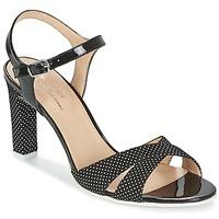 Zapatos Mujer Sandalias France Mode ZEN Negro