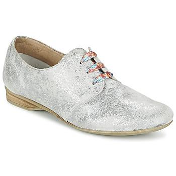 Zapatos Mujer Derbie Dorking CANDY Gris
