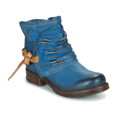 Botines / Low boots Airstep / A.S.98 SAINT Azul / Pato 350x350