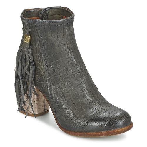 Gran descuento Zapatos especiales Airstep / A.S.98 ODELL Negro / Gris
