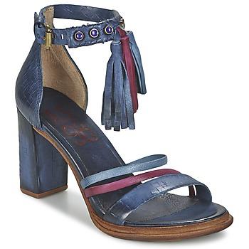 Zapatos Mujer Sandalias Airstep / A.S.98 IRON Marino