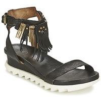 Zapatos Mujer Sandalias Airstep / A.S.98 FLOOD Negro