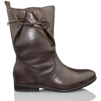 Zapatos Mujer Botas de caña baja Oca Loca OCA LOCA VINTAGE MARRON OSCURO MARRON