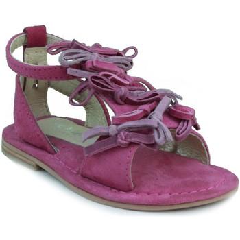 Zapatos Niña Sandalias Oca Loca OCA LOCA VALENCIA TRICOLOR FUXIA