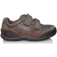 Zapatos Niños Derbie Timberland LEXINGTON AVENUE FTK MARRON