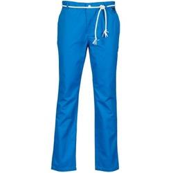 textil Hombre pantalones chinos Eleven Paris CHARLIE Azul