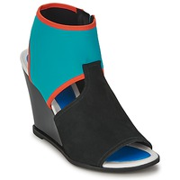 Zapatos Mujer Sandalias Kenzo DELIGHT Multicolor